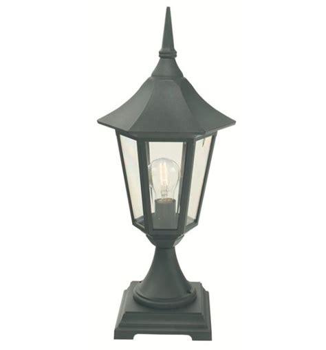 Elstead V3 Valencia Pedestal Lantern Norlys V3 Valencia Outdoor Lighting Centre