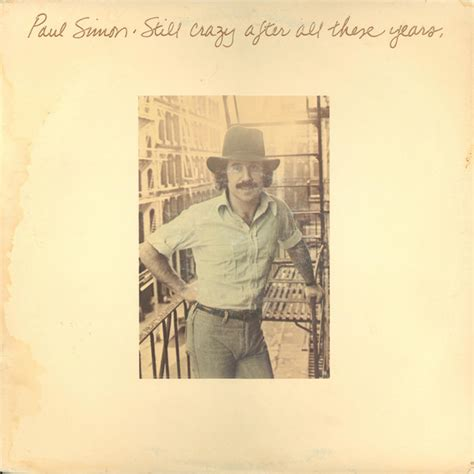 paul simon discogs paul simon still crazy after all these years vinyl lp