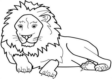 free printable zoo animals coloring pages zoo animals kids coloring pages with free colouring