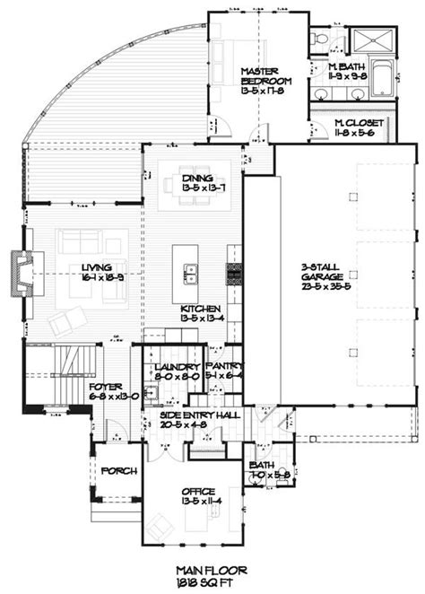 house plans home design 168 1088