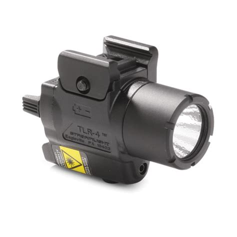 weapon light with laser streamlight tlr 4 compact weapon light with laser sight