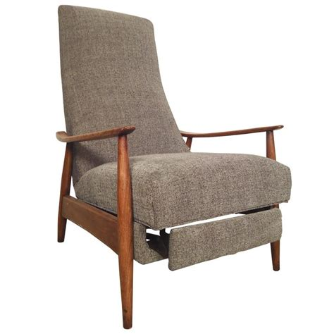 milo baughman recliner for sale milo baughman mid century recliner for sale at 1stdibs