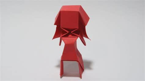 Jo Origami - origami bloxy jo nakashima remake