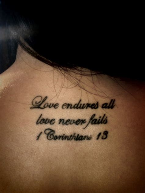 1 corinthians 13 tattoo 1 corinthians 13 ribs tattoos book 65 000