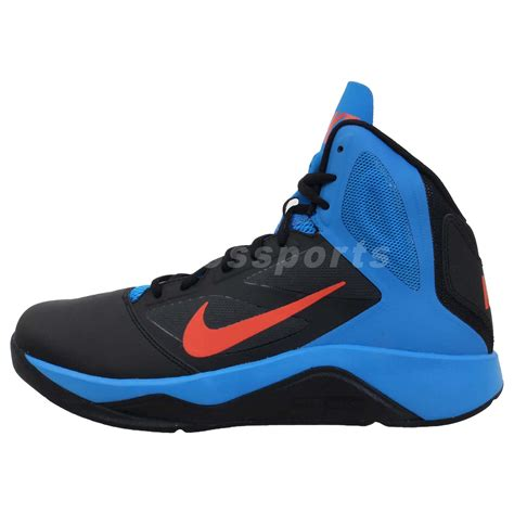 okc basketball shoes nike dual fusion bb ii 2 winterized 2013 new okc thunder