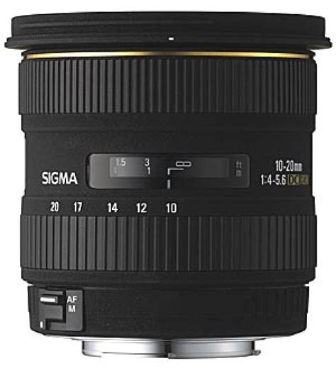 Lensa Sigma 10 20 Mm F3 5 sigma for canon 10 20mm f 3 5 ex dc hsm