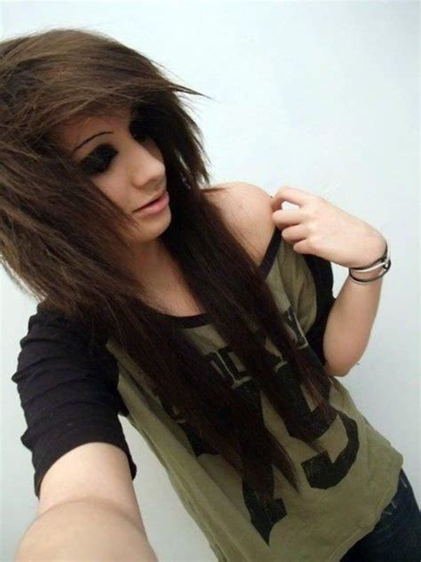 Emo Hairstyles Brown Hair | 44 amazing emo hairstyles that will blow your mind