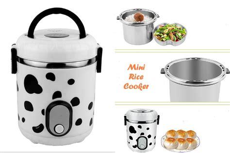 Dan Gambar Rice Cooker Mini jual rice cooker mini elektrik karakter motif sapi lucu