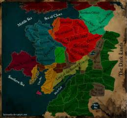 Warhammer World Map by Warhammer Political Map Of The Old World By Heersander
