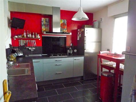 Salle A Manger Cagnarde 4729 by Cuisine Gris Taupe D 233 Coration Forum Vie Pratique
