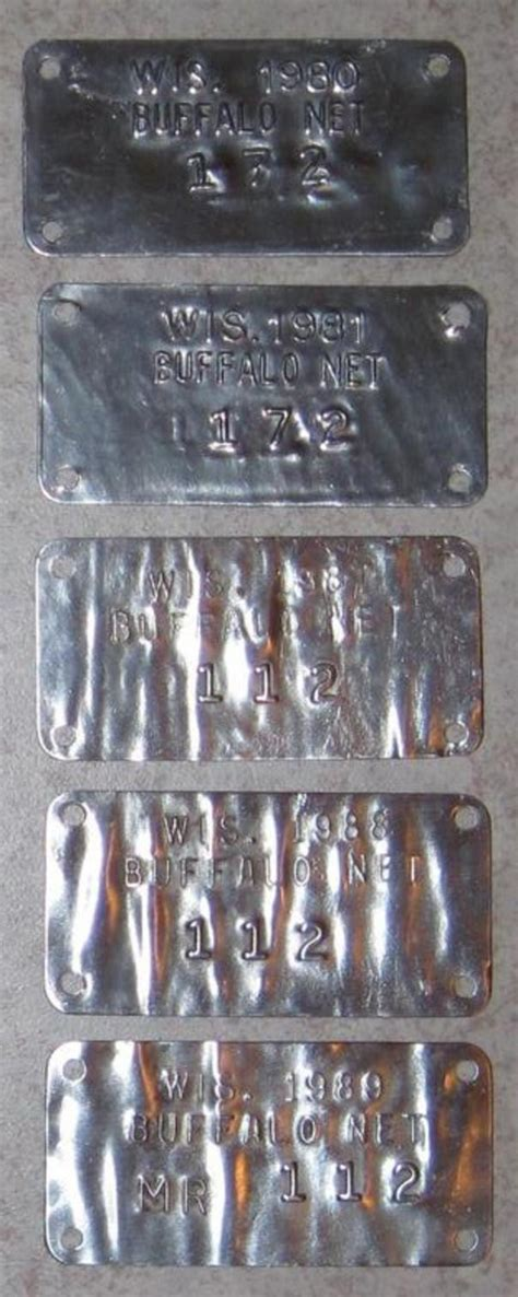 waukesha county boat launch pass set or bank pole tags