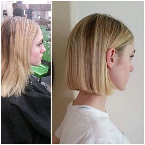 how to cut a cut hair style 50 amazing blunt bob hairstyles 2018 hottest mob lob