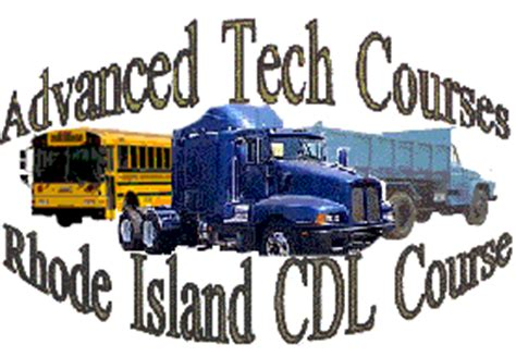 Uri Mba Cost by Get Your Rhode Island Cdl Fast 18 Cdl Course