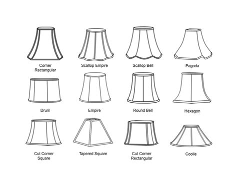 lshade styles designer weekends how to choose a lampshade regan