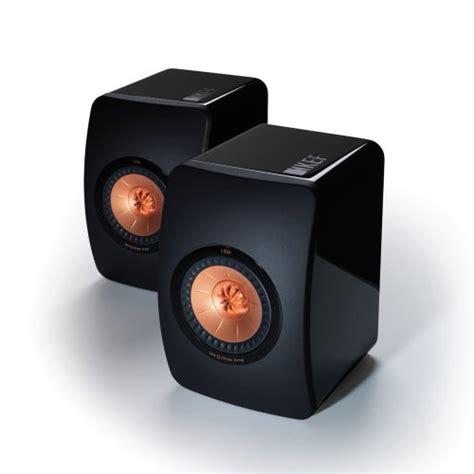 Kef Ls50 Mini Monitor Gloss White Pair kef ls50 mini monitor high gloss piano black pair import it all
