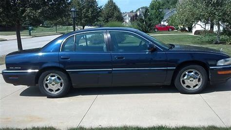 auto air conditioning service 1998 buick park avenue regenerative braking buy used 1998 buick park avenue in stow ohio united states for us 4 995 00