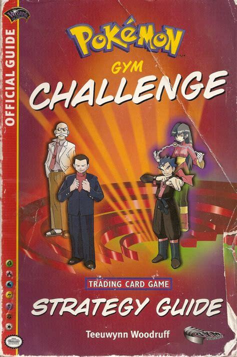 gym challenge strategy guide tcg bulbapedia