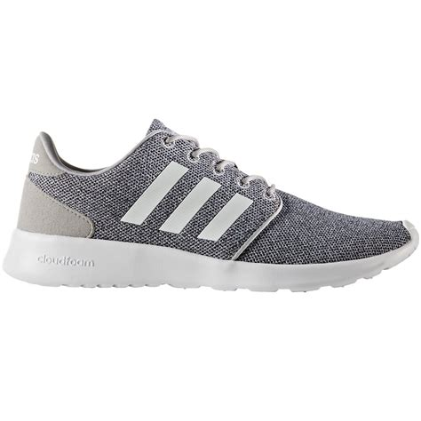 adidas s cloudfoam qt racer running shoes bob s stores