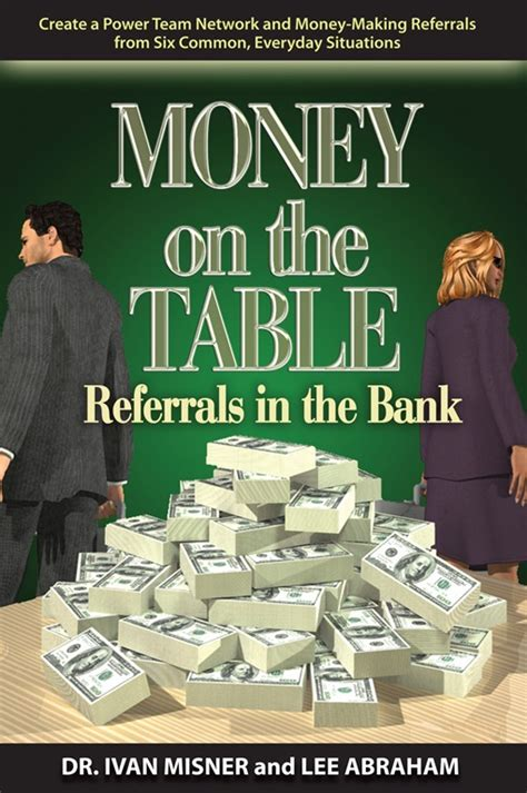 money on the table episode 210 money on the table the official bni podcast