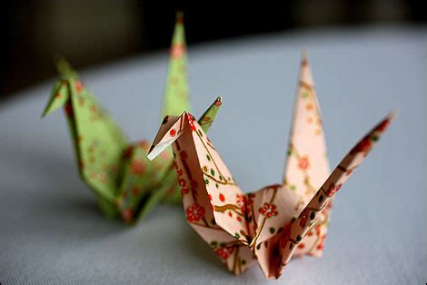 Japanese Cranes Origami - 301 moved permanently