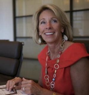 betsy devos interview betsy devos profile photos news bio celebnest