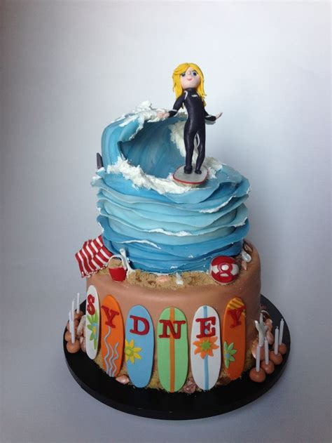 Surf Cake Decorations by 17 Best Images About 40th Bday On Surf