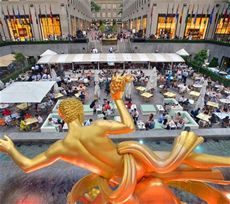 Summer Garden And Bar by Summer Garden Bar Outdoor Rockefeller Center Restaurant