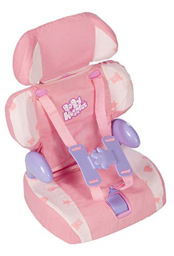 doll booster seat doll car seat and booster with seatbelt for dolls and
