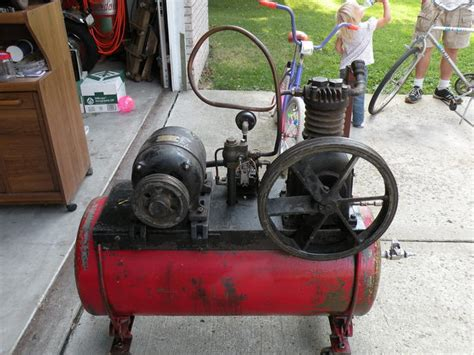 starting up an air compressor air tool resource