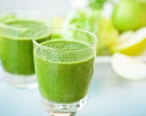 Thyroid Detox Smoothie by The Thyroid Solution Diet Recipe Sensational Detox