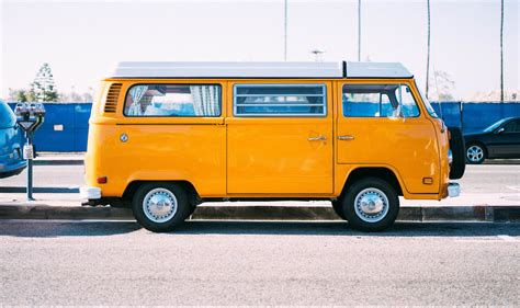 minivan volkswagen hippie vanlife the magic recipe that caused hippies to fall in