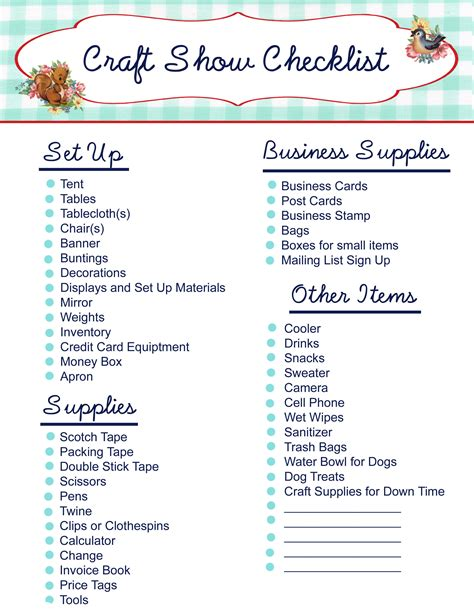 craft room supply list craft show checklist pictures photos and images for and