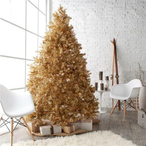 wohnzimmer gestalten dekoideen weihnachten ausgefallener