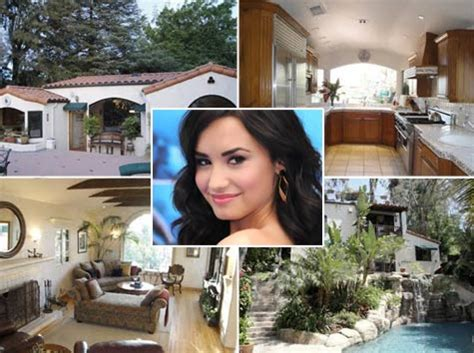 demi lovato house celebrity homes slide 12 ny daily news