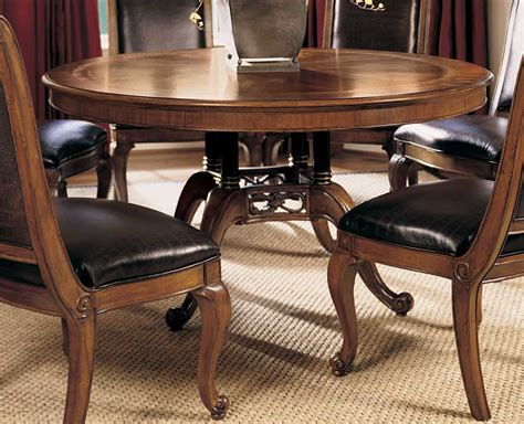 American Drew Bob Mackie Classics Round Dining Table Buy Bob Mackie Dining Room Furniture
