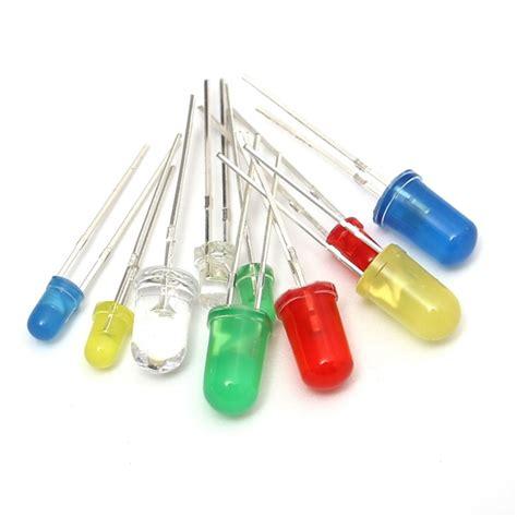 light diode resistance 375pcs 3mm 5mm led light emitting diode resistance lights kits bulb l shopping
