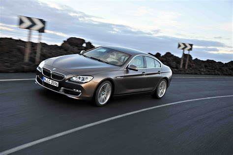 Bmw 6 Gran Coupe by Bmw 6 Series Gran Coupe Autoguide News