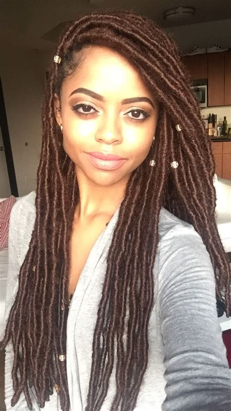 types of dreadlock extension in nigeria hair and beauty faux locs hair trend here s all you need
