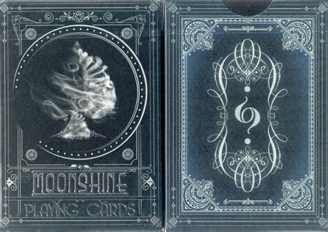 Bicycle Enigma Card buy magic tricks moonshine deck by uspcc and enigma ltd