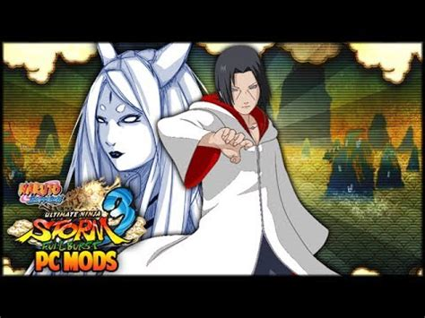 download game naruto mod kaguya pc naruto shippuden ultimate ninja storm 3 full burst