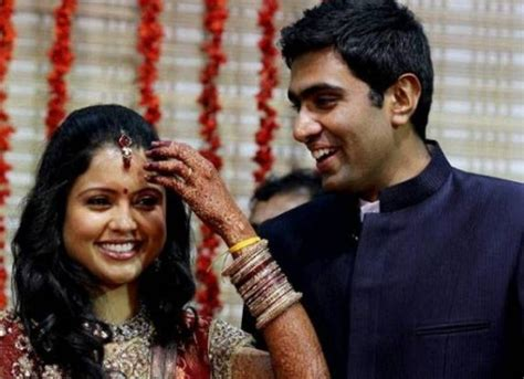 Divorce Records India Preethi Narayanan And Ravichandran Ashwin Marriage Photos
