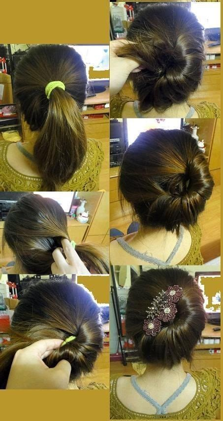 easy and simple hairstyles to do at home easy and simple hairstyles to do at home