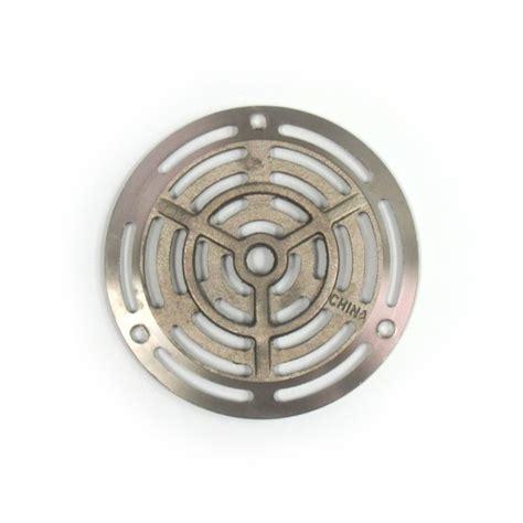 4? Nickel Bronze Round Floor Drain Strainer « BC Site Service