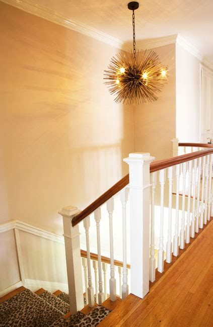 Staircase Lighting Ideas Staircase Lighting Ideas Contemporary Entrance Foyer Cuff Home