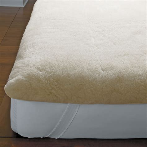 Wool Mattress Pad Reviews by Imperial Wool Mattress Pad The Company Store