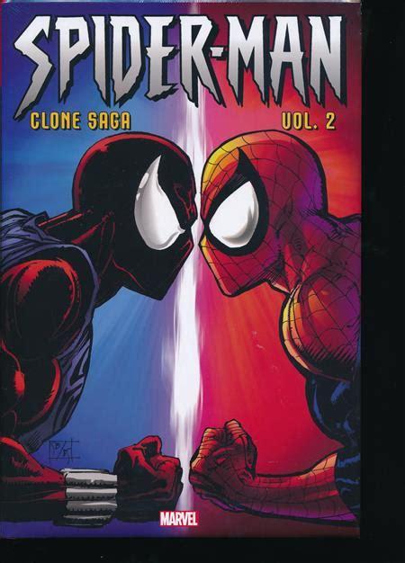 libro spider man clone saga omnibus spider man clone saga omnibus hc vol 02 discount comic book service