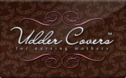 buy udder covers gift cards raise - Uddercovers Com Gift Card