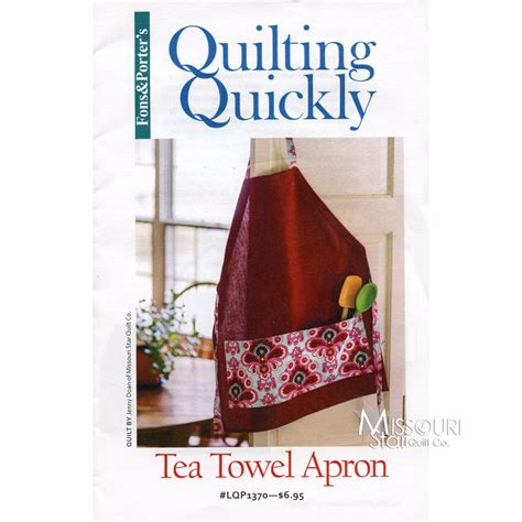 pattern for apron with towel tea towel apron pattern fons porter