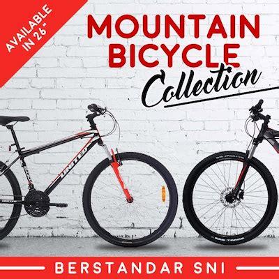 Sepeda Keranjang Jieyang qoo10 berbagai macam sepeda gunung sepeda mtb ukuran 26 jieyang otomotif in