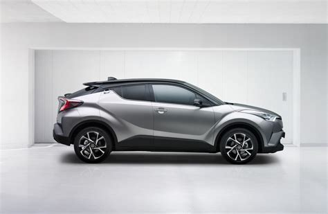 toyota new toyota c hr compact suv revealed new 1 2t on sale in